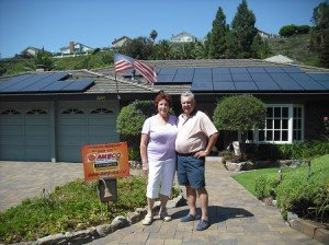 What do you think these customers' primary pain points were that pushed them to get solar?